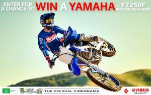 JB Hi-Fi Group – Win a Yamaha YZ250F valued at $11,399