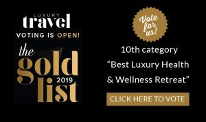 Luxury Travel Magazine – The Gold List 2019 – Win 1 of 3 Luxury Travel prizes
