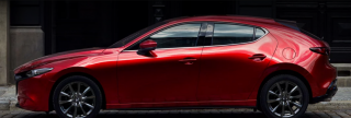 Mazda – Win a Next-Gen Mazda3 Top Grade, petrol, automatic motor vehicle in Soul Red Crystal valued at up to AU$40,000