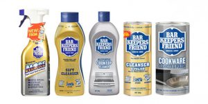 Mind Food – Win 1 of 5 Bar Keepers Friend prize packs valued at $58 each