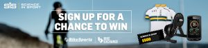 Science in Sport – Win 1 of 2 prize packs valued at $2,350 each