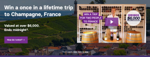 The Wine Collective – Win a trip for 2 to Champagne valued at $7,000