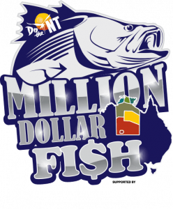 Tourism NT – MIllion Dollar Fish – Win AUD$1,000,000 cash OR many other prizes