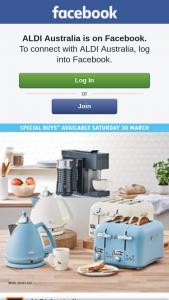 Aldi Australia – Win 1/3 Coffee Machine Kettle & Toaster Packs (prize valued at $89.99)