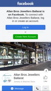 Allan Bros Jewellers – Win a $1000 Showcase Allan Bros Jewellers Gift Card to Be Used at Allan Bros Jewellers Ballarat (prize valued at $1,000)
