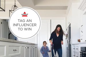 Bissell Australia – Follow & Tag acleanfluencer & – Win a Spotclean Do You Know a Busy Mum (prize valued at $480)
