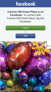 Cannon Hill Kmart Plaza – Win We Are Also Giving Away Chocolate on Our Instagram Page