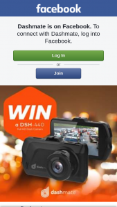 Dashmate – Win Their Very Own Dash Camera (prize valued at $99.95)