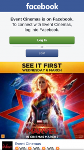 Event Cinemas Australia Fair – Win a Double Pass to Our Advance Screening of #captainmarvel this Wednesday