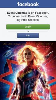Event Cinemas Kawana – a Gold Class Double Pass to Captain Marvel
