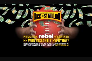 Four N Twenty – Win Au$1million (prize valued at $1,011,125)