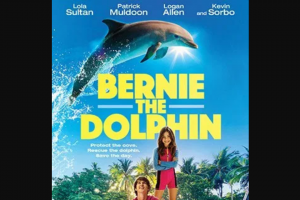 Girl – Win One of 5 X Bernie The Dolphin on DVD
