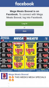 Mega Meats Booval – Win a $50 Meat Voucher (prize valued at $50)