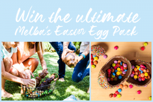 Melba's Chocolates & Confectionery – Win this Amazing Easter Pack (prize valued at $800)