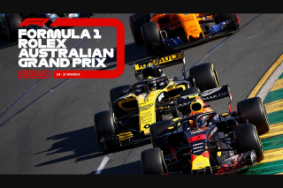 Nova FM – Win The Ultimate Grand Prix Weekend for You and a Mate (prize valued at $370)