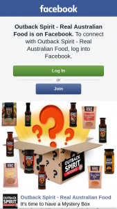 OuTBack Spirit Real Australian Food – Win a $250 Myer Gift Card