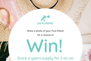 Pure Planet – Share a Pure Planet toilet tissue photo & – Win a Years Supply of Our Toilet Tissue for 2 People