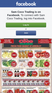 Sam Coco Trading – Win $100 Voucher to Spend In Store