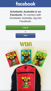 Scholastic Australia – Win a Gift Pack