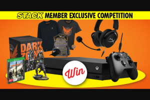 Stack magazine – Win a Limited Edition The Division 2 Xbox Pack