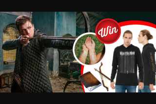 Stack – Win a Robin Hoodie