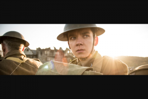 Switch – Win One of Five Copies of 'journey's End' on DVD