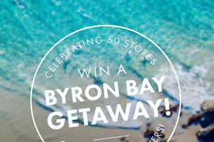 thesourcebulkfoods – 50 X $50 Vouchers As Well As a Getaway for 2 to Byron Bay