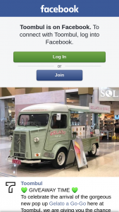 Toombul Shopping Centre – Win 1 of 5 Free Scoops