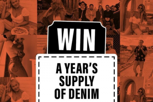 Universal Store – Win a Year's Supply of Denim From @universalstore 'the Denim Fitters' (prize valued at $2,000)