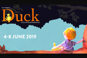Visit Brisbane – Win a Family Pass (4 X Tickets Total) to See a Performance of Duck In Season