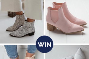 walnutmelbourne – to One Lucky Love Shoes