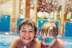 """Win a Family Pass to Bluefit Aquatic Centres"""""""