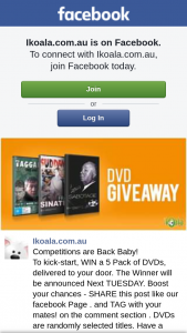 Win a 5 Pack of DVDs