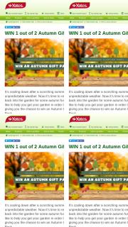 Yates Garden Club – Win an Autumn Garden Gift Pack