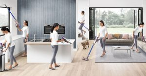 Babyology – Win 1 of 5 vacuum cleaners from Dyson