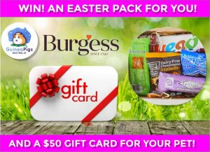 Burgess Australia – Win an Easter hamper