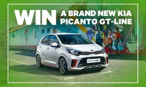 Groupon – Win a brand new Kia Picanto GT-Line valued at over $17,000