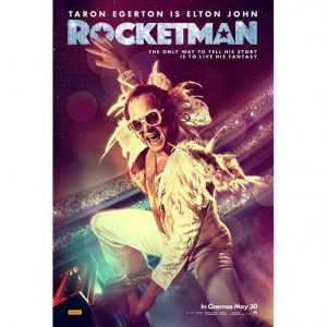 Mind Food – Win 1 of 10 double tickets to see Rocketman
