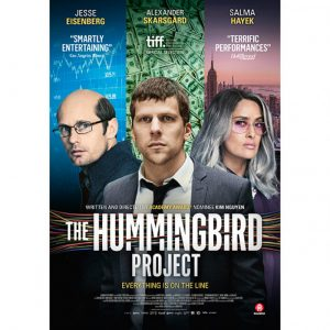 Mind Food – Win 1 of 20 double tickets to The Hummingbird Project