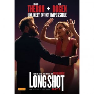 Mind Food – Win 1 of 25 double tickets to see Long Shot