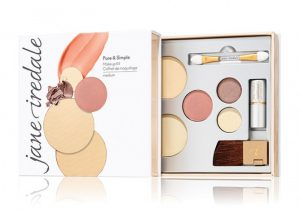 Mind Food – Win 1 of 4 Jane Iredale Pure & Simple Makeup kits