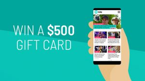 Network Ten – 10 Daily User Survey – Win a $500 pre-paid gift card