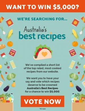News Corp – Australia's Best Recipes – Win $5,000