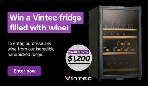 The Wine Collective – Win a wine fridge with 24 bottles of wines