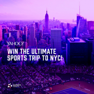 Yahoo!7 – The Daily Snapshot – Win an US Sports Package for 2 valued at up to AU$6,163