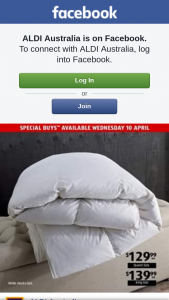 Aldi Australia – Win 1 X King Size Kirkton House Hotel Collection Duck Down and Feather Quilt Valued at $139.99. (prize valued at $139.99)