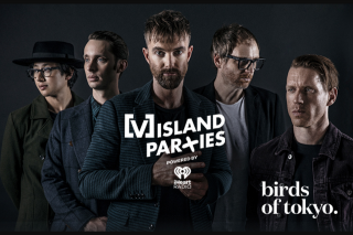 ARN-iheart Radio – Win Tickets to See Birds of Tokyo at [v] Island Parties Powered By Iheartradio (prize valued at $500)