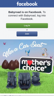 BabyRoad – a Mother's Choice Car Seat of Your Choice