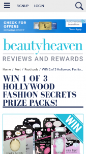 Beauty Heaven – Will Score a Prize Pack Full of Nifty Gadgets That Will Help Your Wardrobe Work Better for You