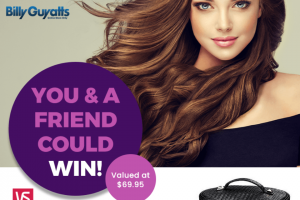 Billy Guyatts – Win this Amazing Style Pack (prize valued at $69.95)